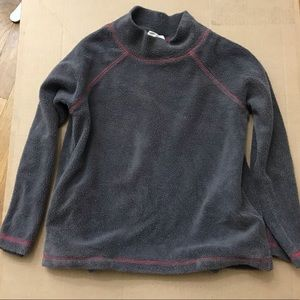 MINI BODEN GRAY PULLOVER SWEATER BOYS 4-5 YEARS